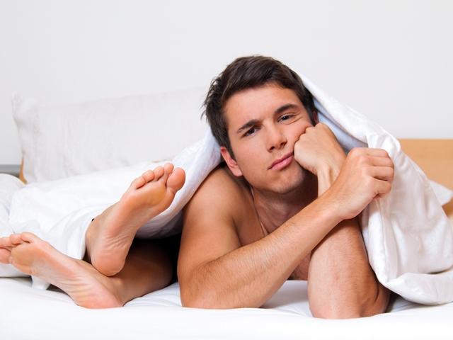 Як задовільнити чоловіка в ліжку - не гоорити